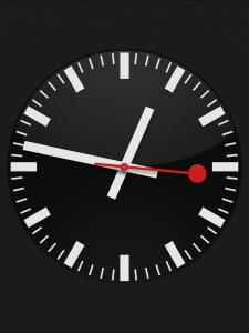 時計アプリ