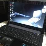 ASUS N53JFをWindows10にアップグレード