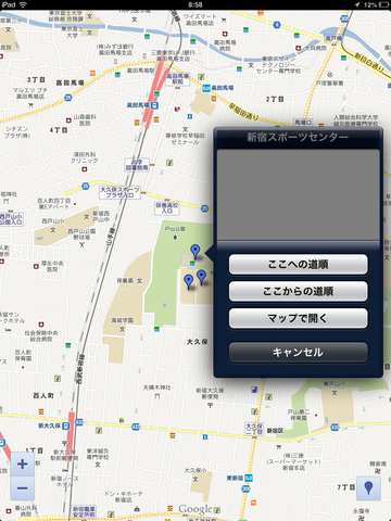 My Maps Editor