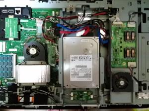 パソコン分解