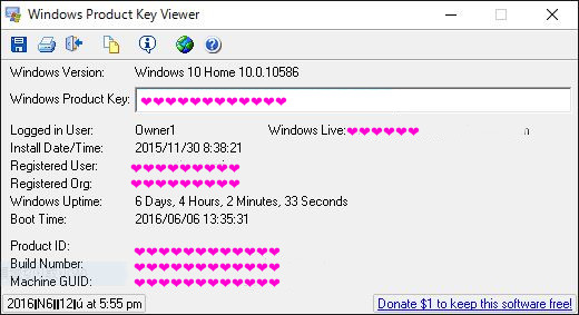 windowsproductkeyviewer