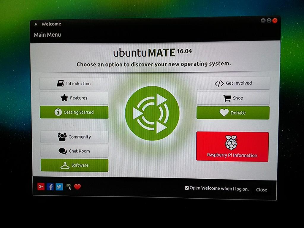 UbuntuMATE