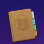 Windowsのアドレス帳をMacの連絡先に移行