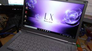 Panasonic CF-LX6