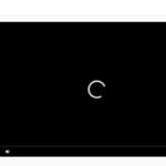 iMacで動画が止まる
