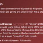 あなたのパスワードが侵害されました(迷惑メール)