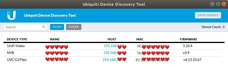 Ubiquiti Networksのネットワークカメラ « WorkDesign