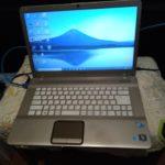 Windows10アップグレード(Sony PCG-7184N)